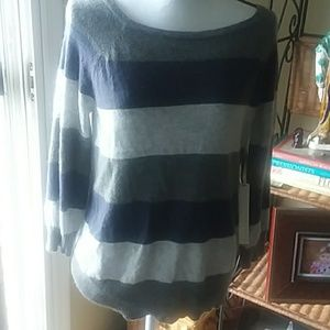 Kenar Angora Blend Sweater  XL NWT